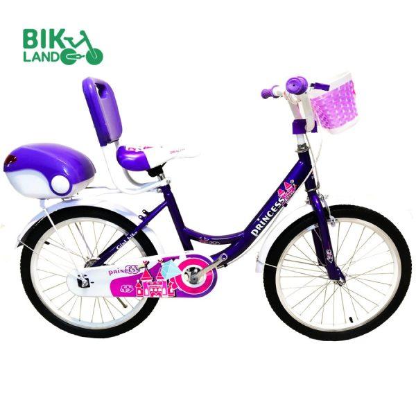 دوچرخه دخترانه پرنسس سایز 20