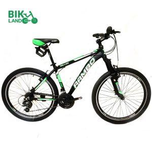 دوچرخه کوهستان رامبو مدل TESLA 400 سایز 27.5