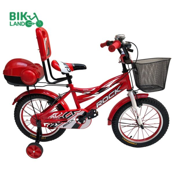 دوچرخه بچه گانه راک ROCK سایز 20 -قرمز