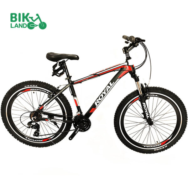 دوچرخه رویال مدل اسلیپر کلاسیک سایز 26
