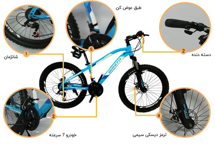 اینفوگرافی دوچرخه کوهستان استرانگ 4d - 24