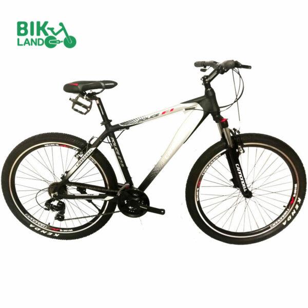 دوچرخه کوهستان کنوندل مدل POLICE F1 سایز 27.5