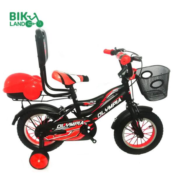 دوچرخه پسرانه المپیا سایز 12 قرمز