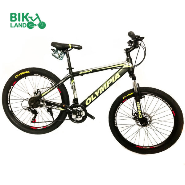 دوچرخه کوهستان المپیا مدل ZARA سایز 26