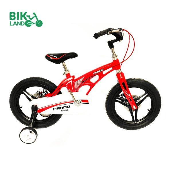 دوچرخه بچه گانه پرادو