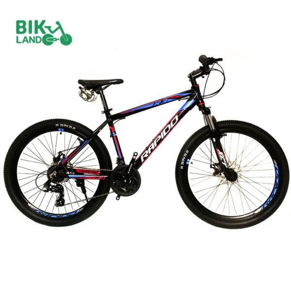 دوچرخه راپیدو مدل r3 سایز 26