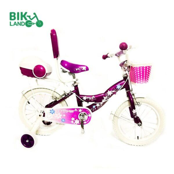 دوچرخه بچه گانه ویوا مدل باربی سایز 16