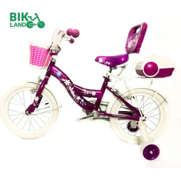 دوچرخه دخترانه ویوا مدل باربی سایز 16