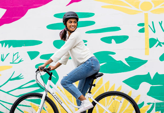 طریقه درست نشستن بر روی دوچرخه