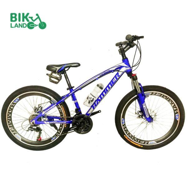 دوچرخه کوهستان هامر مدل HD614 سایز 24