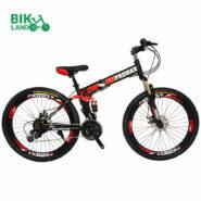 دوچرخه تاشو پرومکس مدل S40 سایز ۲۶