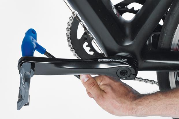 تنظیم پدال دوچرخه