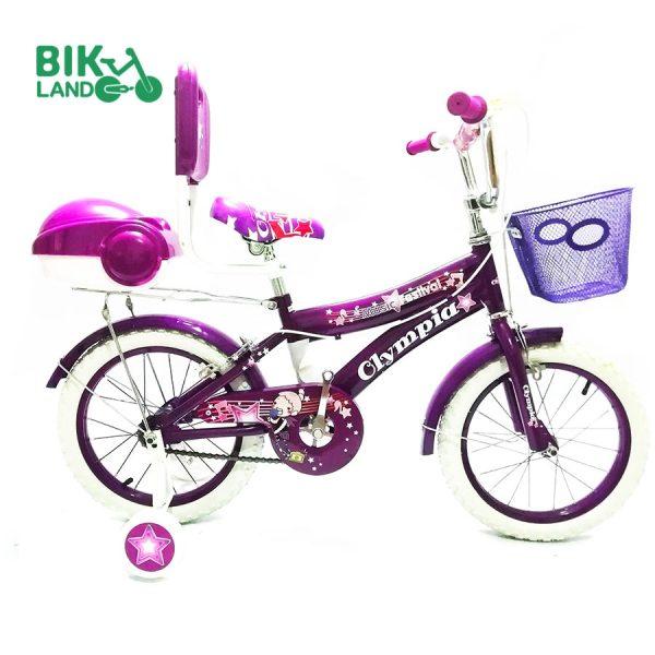 دوچرخه المپیا سایز 16 مدل فستیوال