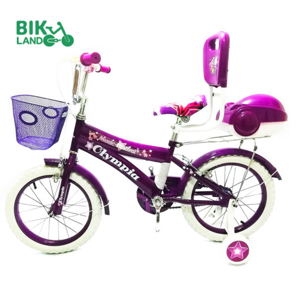 دوچرخه بچه گانه المپیا مدل فستیوال سایز 16