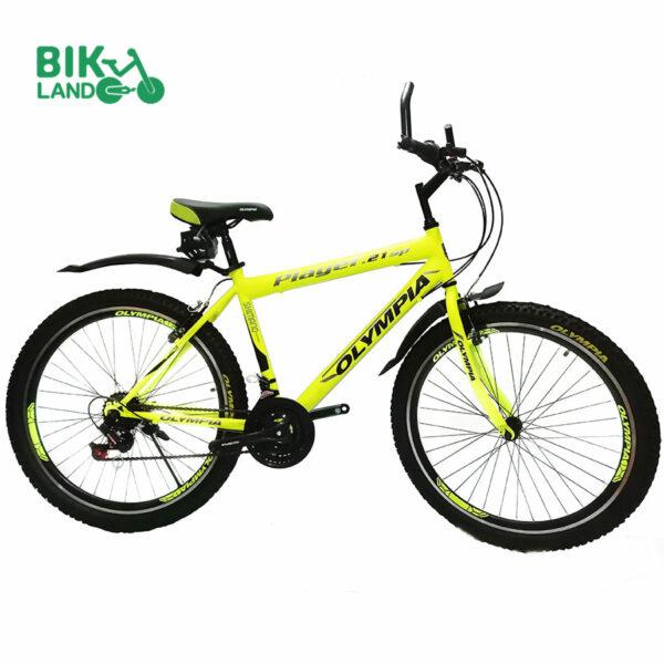 دوچرخه کوهستان المپیا مدل Player 21SP سایز 26