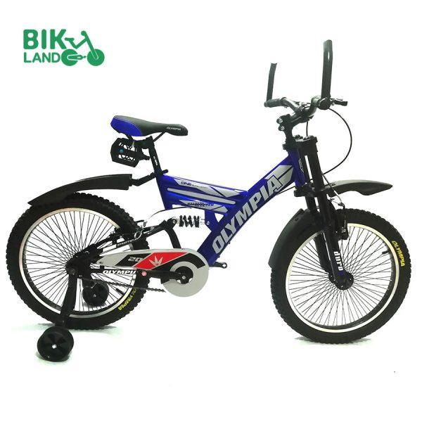 دوچرخه بچه گانه المپیا مدل اسکوتر سایز 20
