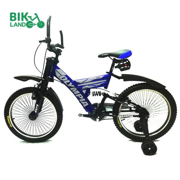 دوچرخه پسرانه المپیا مدل اسکوتر سایز 20