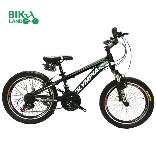 دوچرخه بچه گانه المپیا مدل SPIDER 01 سایز 20