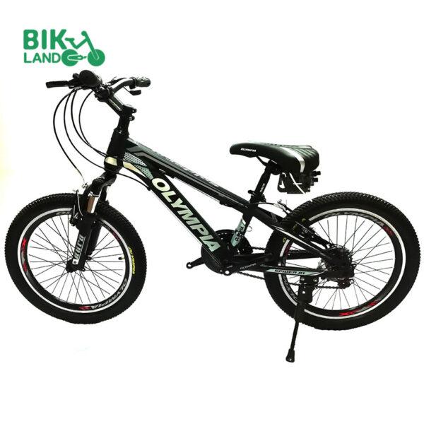 دوچرخه بچه گانه المپیا SPIDER 01 سایز 20
