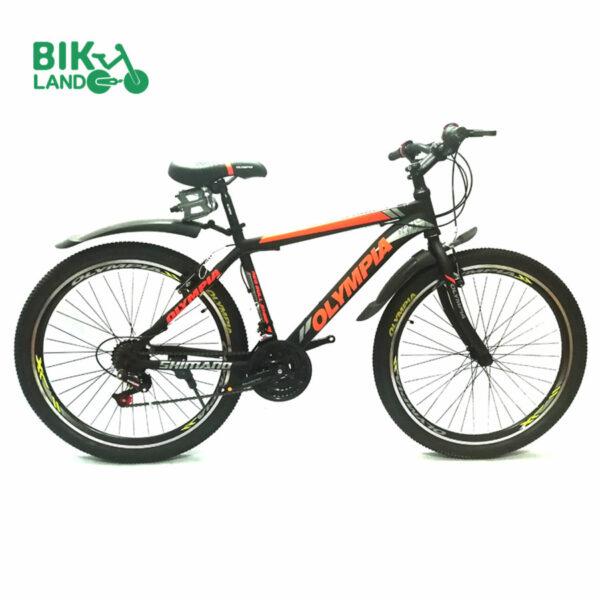 دوچرخه کوهستان المپیا مدل ردبول REDBULL 01 سایز 26