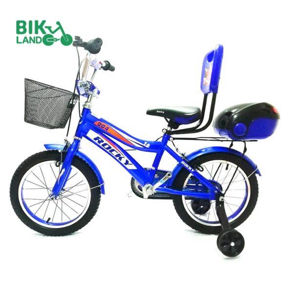 دوچرخه کودک راکی مدل R204 سایز 16