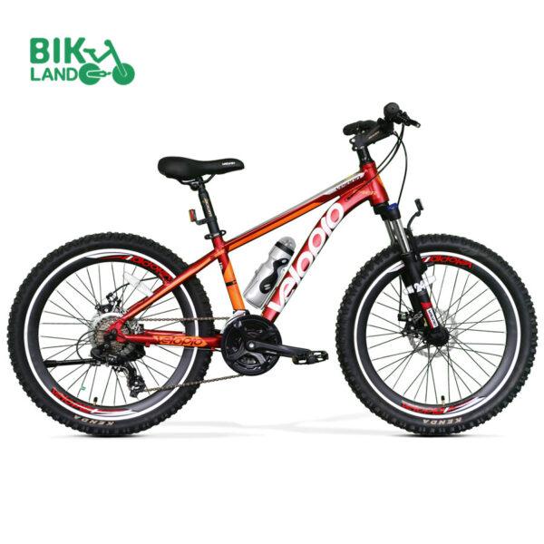 دوچرخه دنده ای ولوپرو مدل VP1000 سایز 24