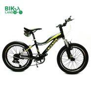 دوچرخه بچه گانه ویوا مدل batman سایز 20