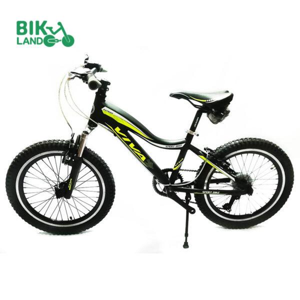 دوچرخه پسرانه ویوا مدل بتمن سایز 20