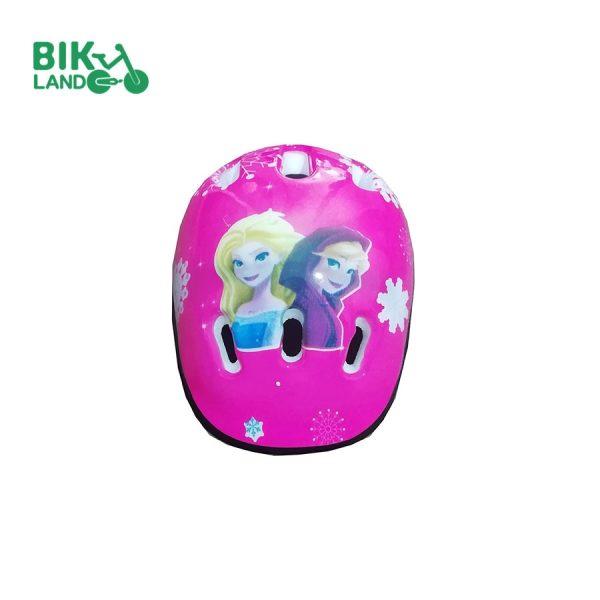 کلاه دوچرخه سواری دخترانه مدل غزال