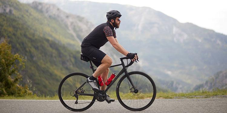 pedaling