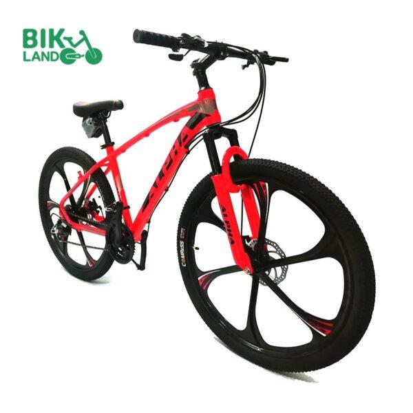 دوچرخه آلفا مدل سولو پلاس سایز 26