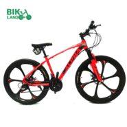 دوچرخه کوهستان آلفا مدل سولو پلاس سایز 26