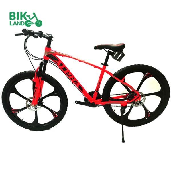 دوچرخه کوهستان آلفا مدل solo plus sport سایز 26