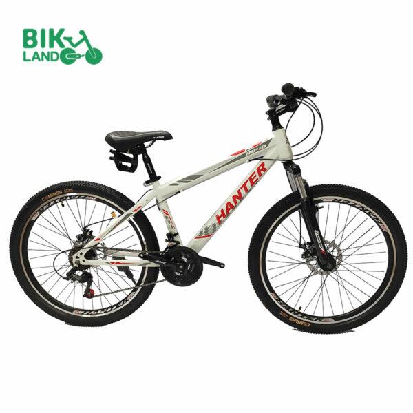 دوچرخه کوهستان هانتر مدل 804D سایز 26