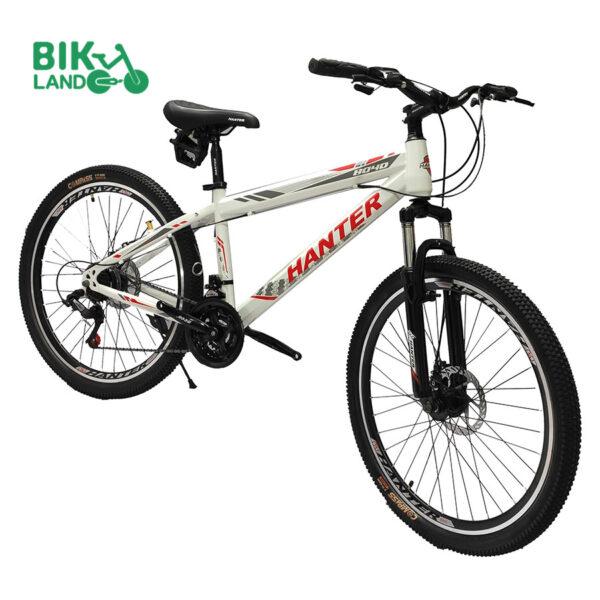دوچرخه هانتر مدل 804D سایز 26