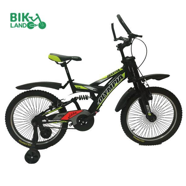 دوچرخه بچه گانه المپیا مدل دوما سایز 20