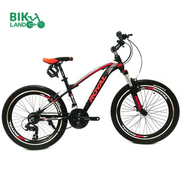 دوچرخه کوهستان رویال مدل اسلیپر کلاسیک سایز 24