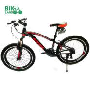 دوچرخه رویال مدل اسلیپر کلاسیک سایز 24
