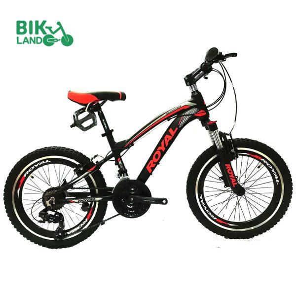 دوچرخه کوهستان رویال مدل اسلیپر کلاسیک سایز 20