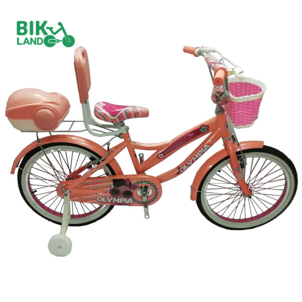 دوچرخه دخترانه المپیا مدل Best Girl سایز 20