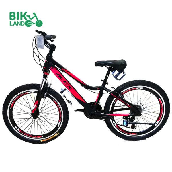 دوچرخه الکس مدلTRUST سایز 24