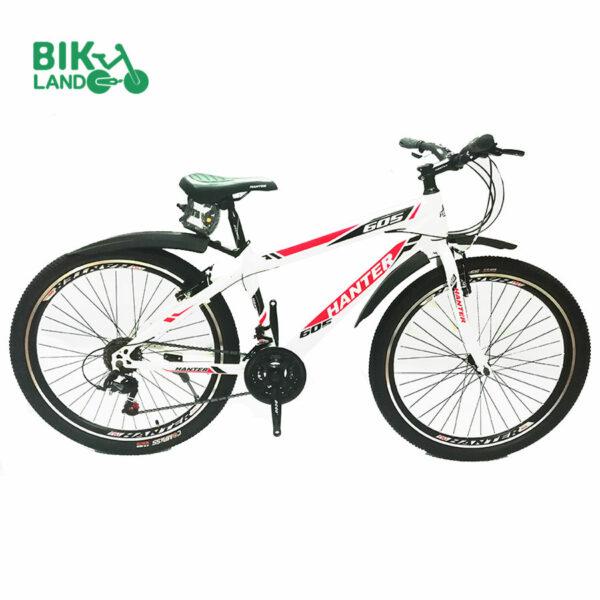 دوچرخه کوهستان هانتر مدل 605 سایز 26