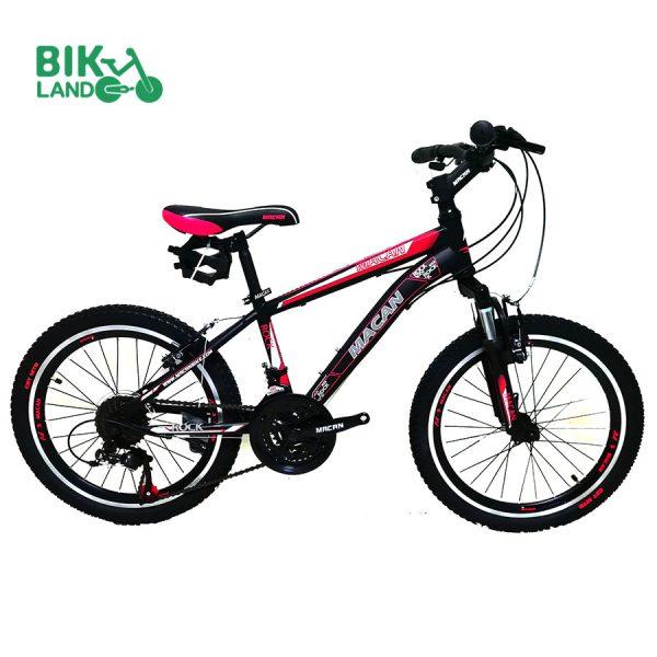 دوچرخه بچه گانه ماکان مدل power rock سایز 20
