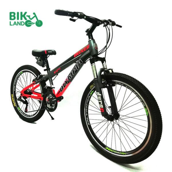 دوچرخه المپیا مدل boxer سایز 24