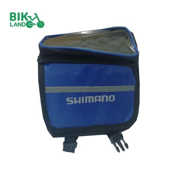 کیف خورجینی دوچرخه طرح SHIMANO A
