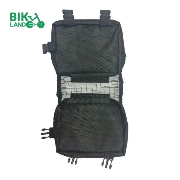 کیف خورجینی دوچرخه طرح شیمانو