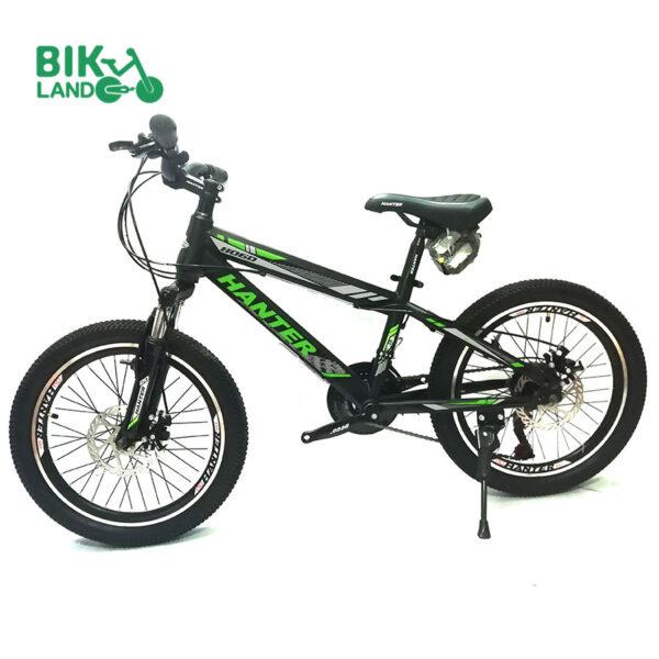 دوچرخه کودک هانتر مدل H806D سایز ۲۰
