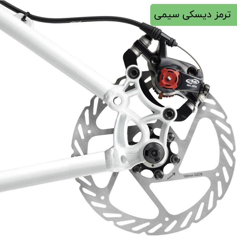 ترمز دیسکی دوچرخه الکس مدل اکسل